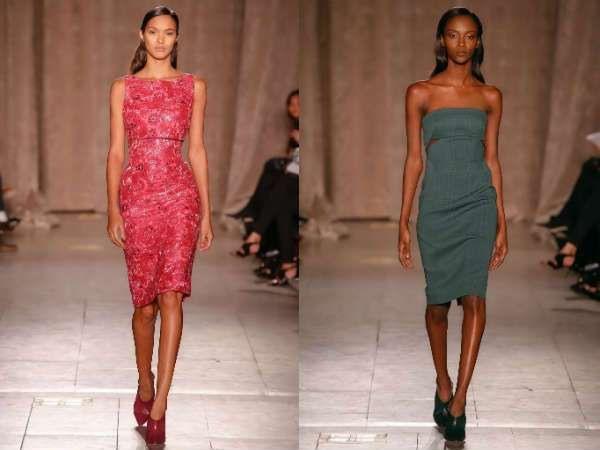 Trendige Kleider Herbstwinter 20192020  Modestil