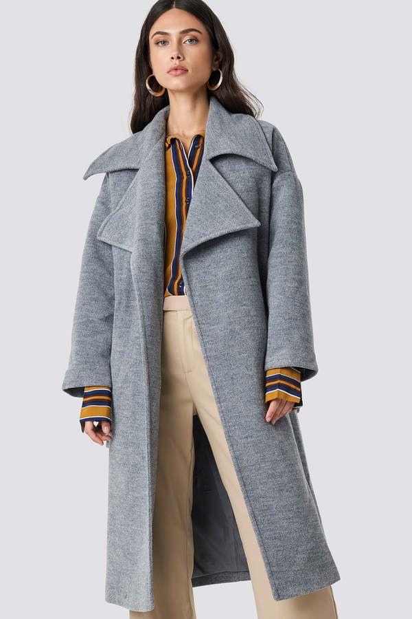 Trendyol Oversized Archer Coat  Coat Winter Coats Women