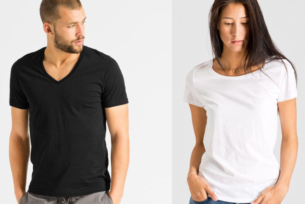 Tshirts Und Tops 9 Faire Labels Für Günstige Basics