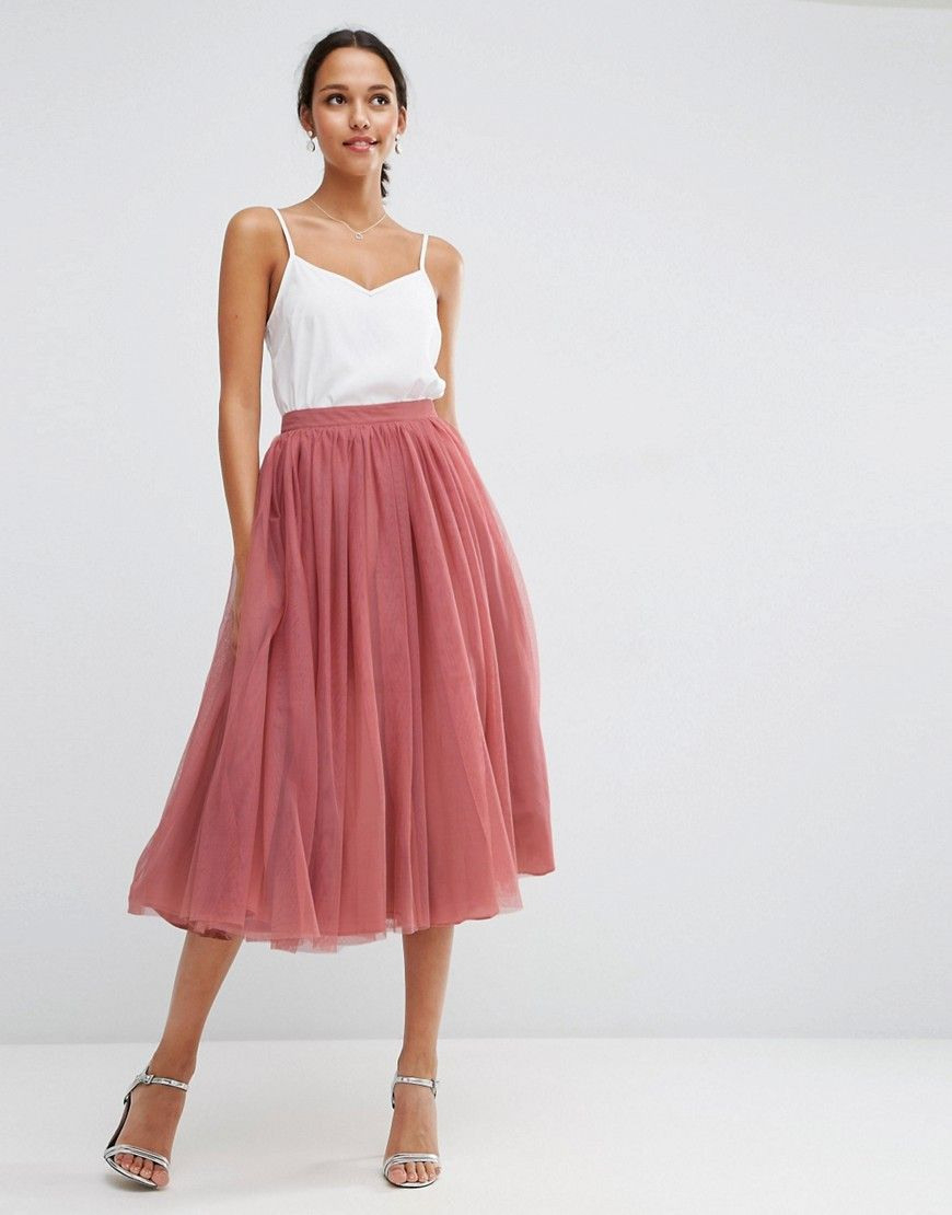 Tulle Prom Skirt With Multi Layers  Ball Gowns Tulle