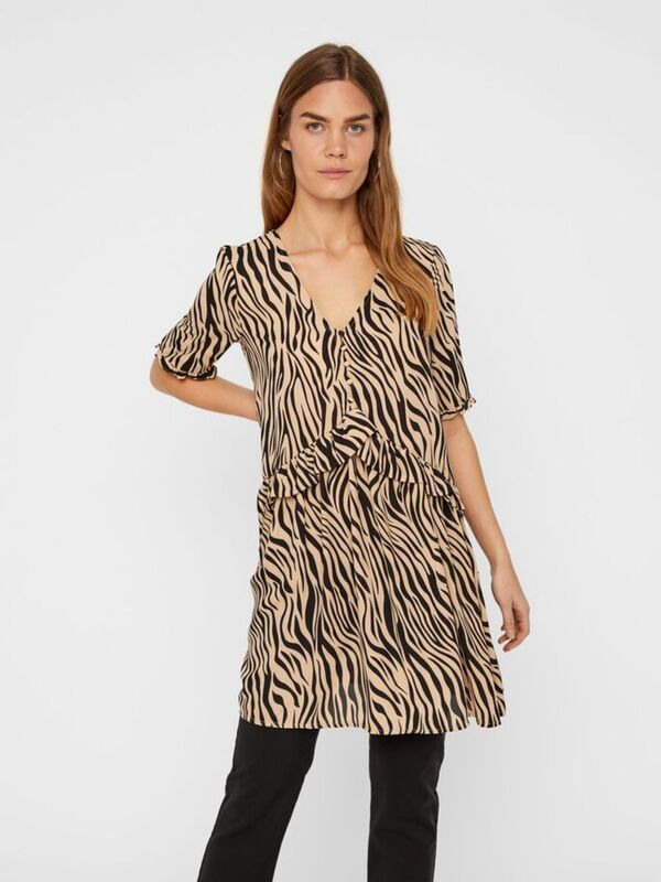Tunika Kleid Von Vero Moda Ansehen