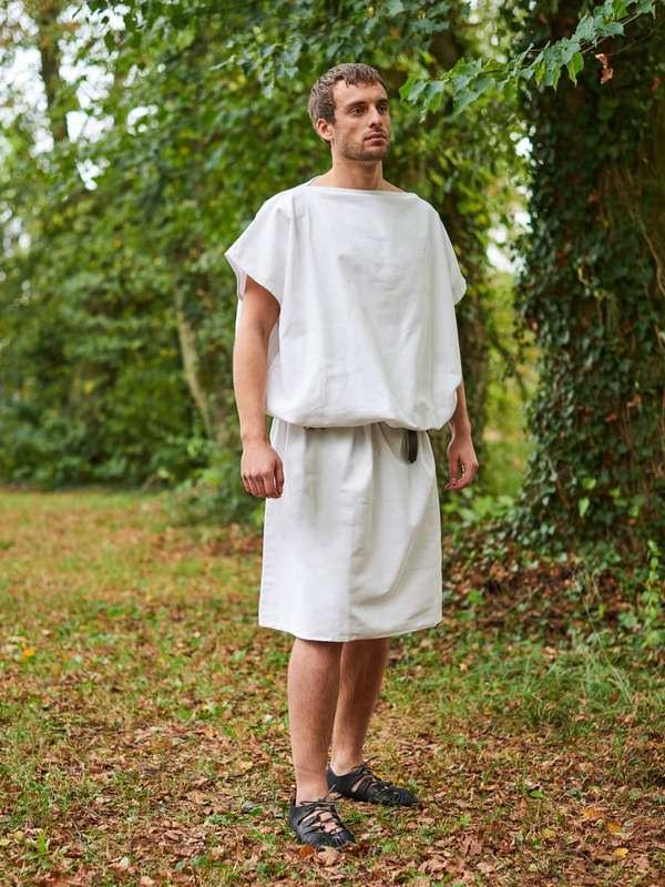 Tunika  Toga Römische Kleidung  Der Römer Shop