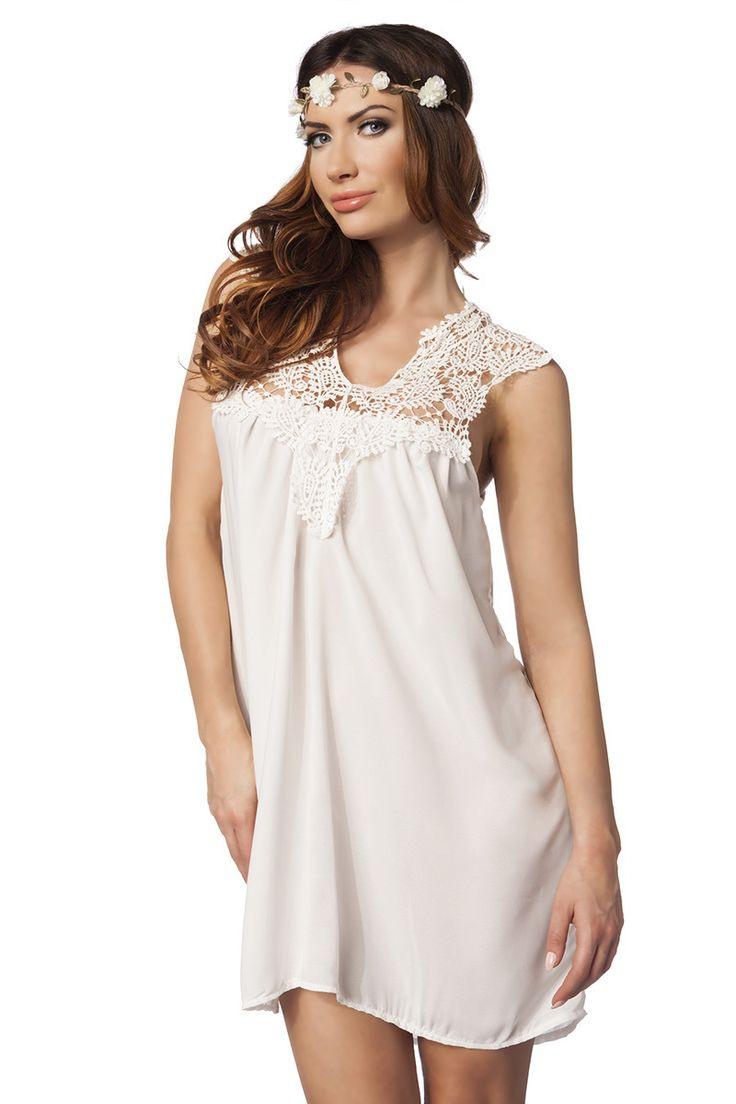 Tunikadress 14614  Wwwatixode  Kleider Mode Damen