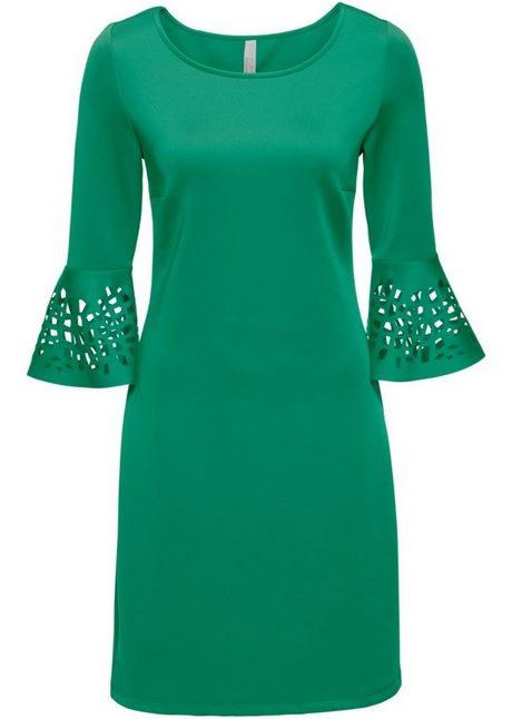 Türkis Grünes Kleid