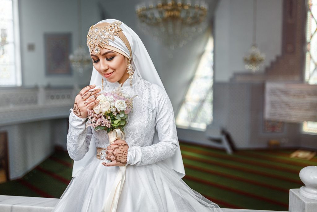 Türkische Hochzeit  Eine Hochzeitszeremonie Voller