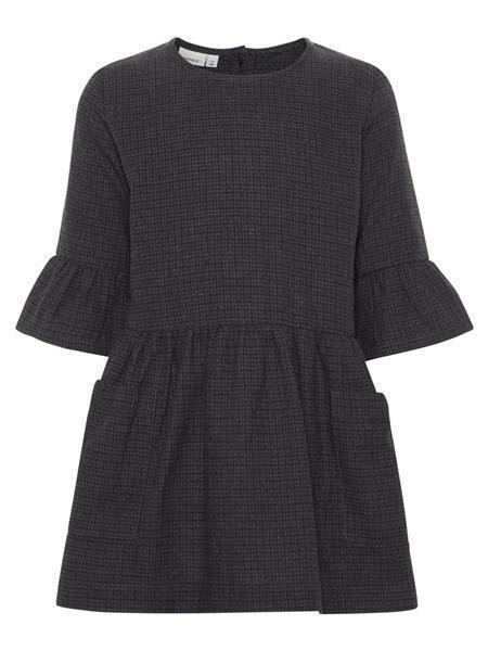 Tweedkleid Olluria Grey Melange  Kleider  Kindermode