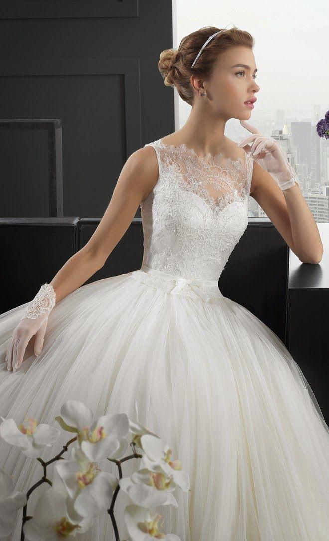 Tworosa Clara 2015 Bridal Collection