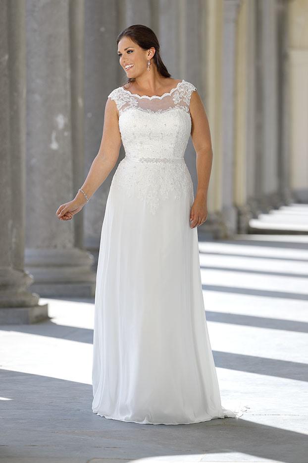 Übergrößen Brautkleider Und Hochzeitskleider In Siegburg
