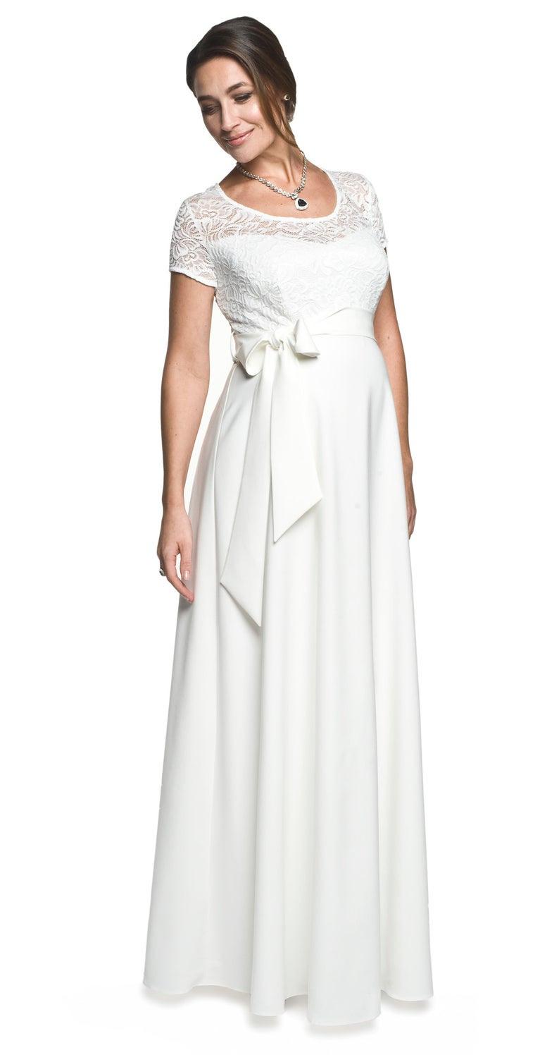 Umstandskleid Brautkleid Für Schwangere Brautmode