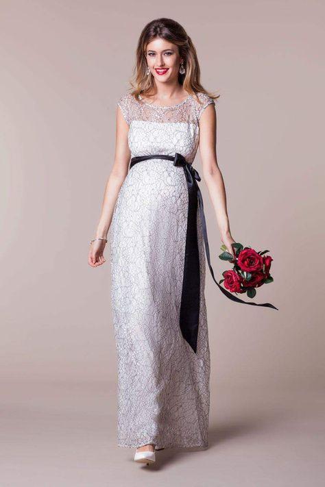 Umstandskleid Daisy Lang  Umstandskleid Kleider Und Mode