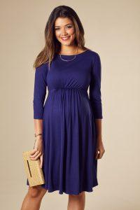 Umstandskleid Eclipse Blue  Kleider Kurz