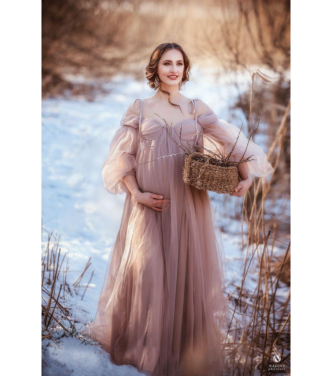 Umstandskleid Kleid Louisa Mit Bildern  Kleider Für