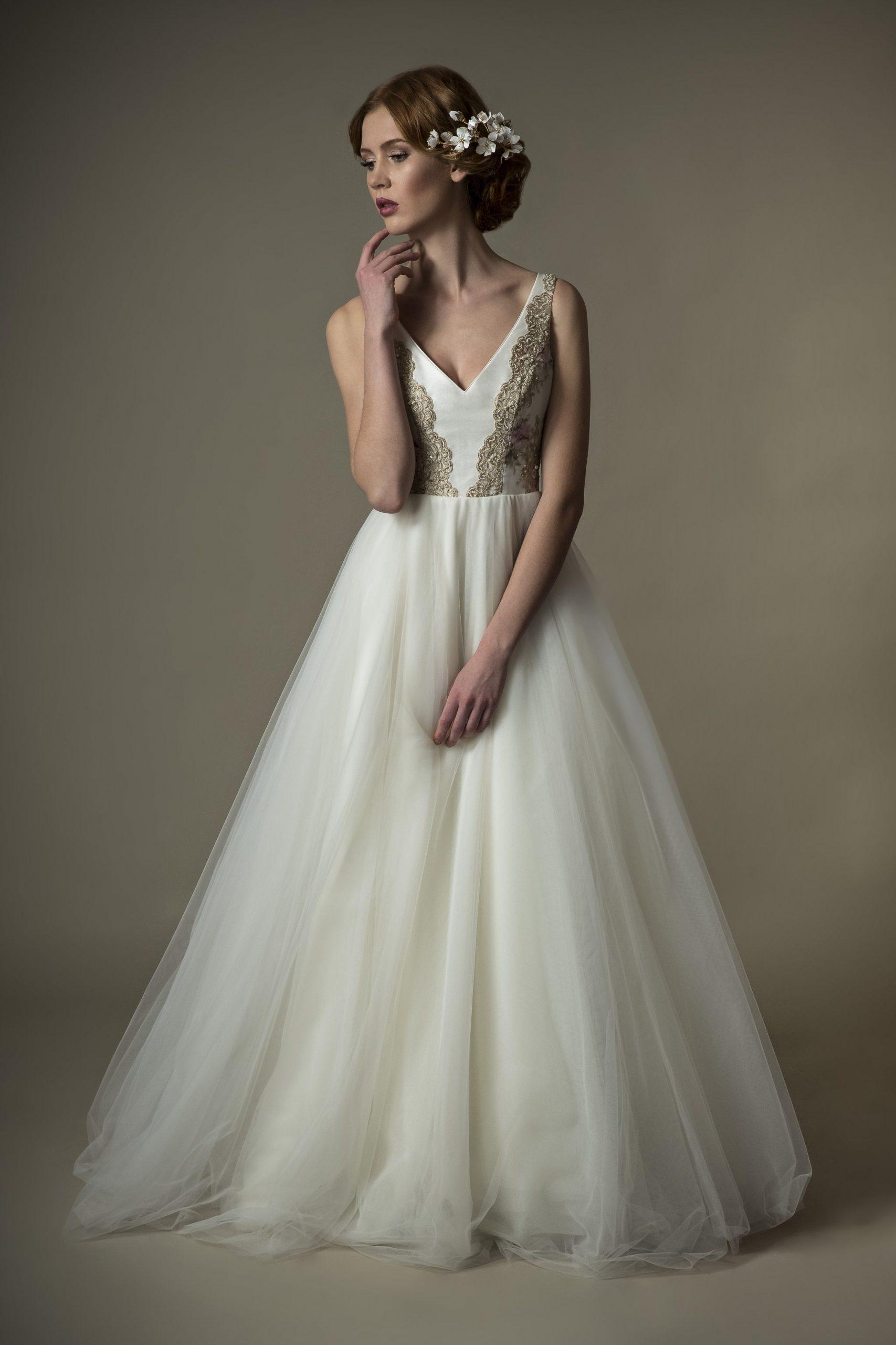 Unser Brautkleid Gracejolie Wunderschön Für Die Moderne