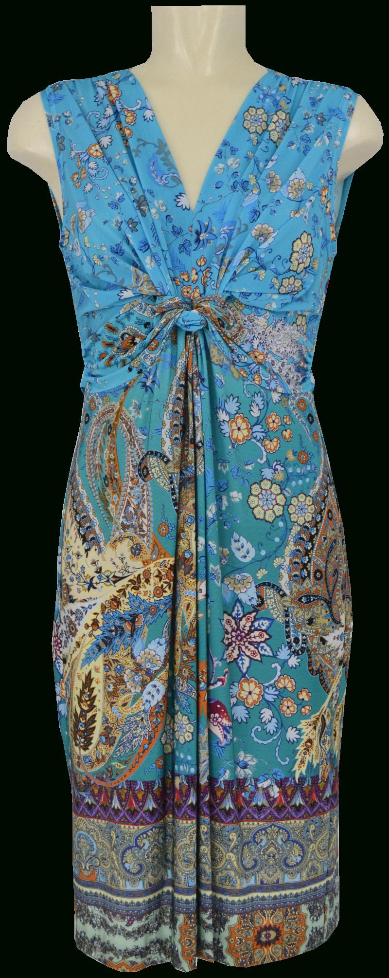 Va Bene Sommerkleid  Mode Dasenbrock