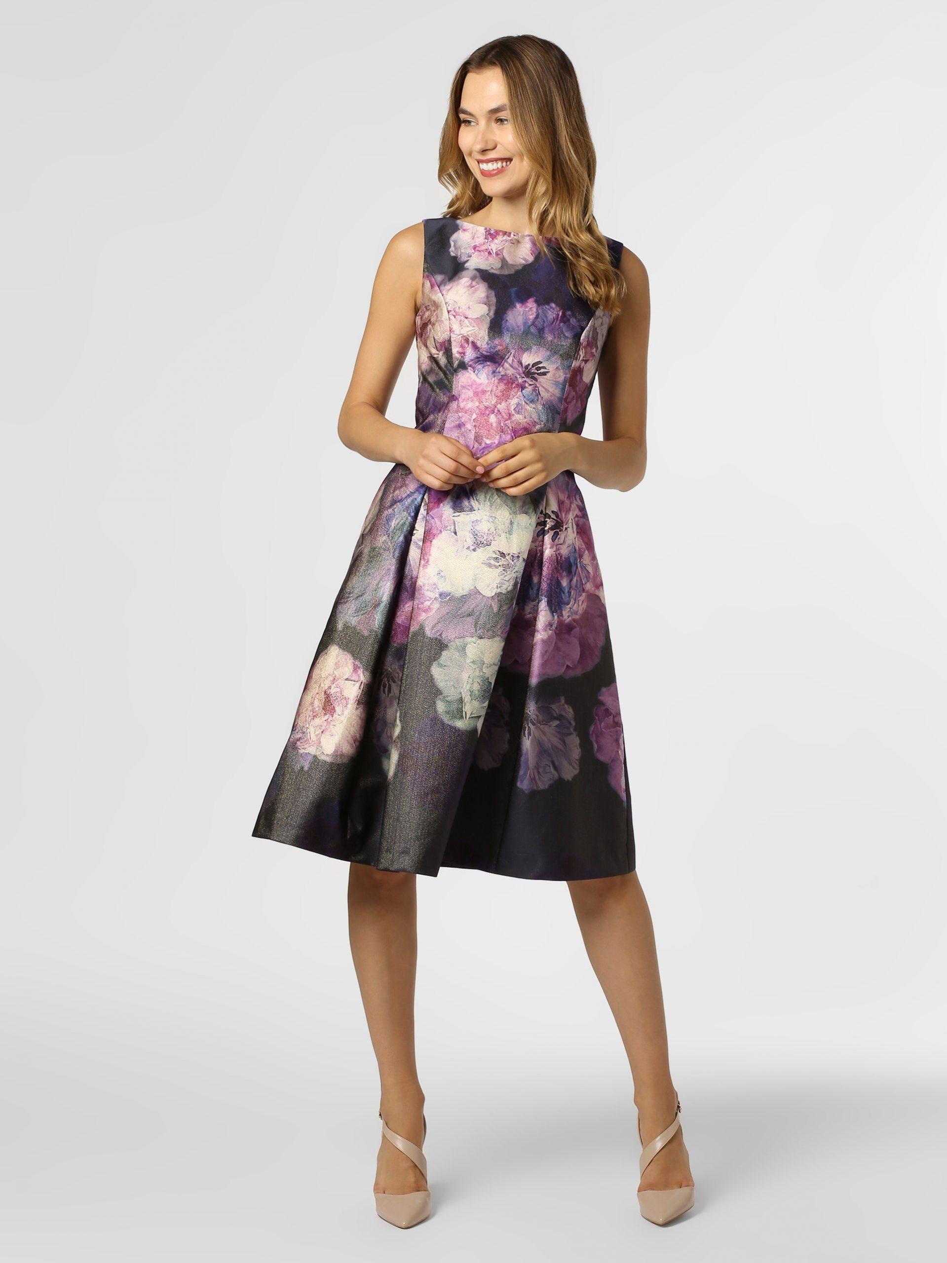 Vera Mont Collection Damen Kleid Online Kaufen  Vangraaf