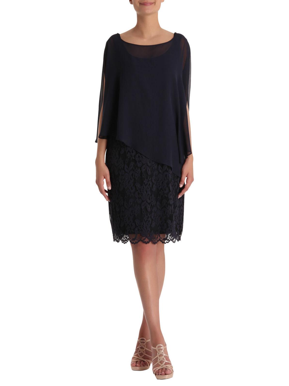 Vera Mont » Kleid Mit Layereffekt Night Sky Online