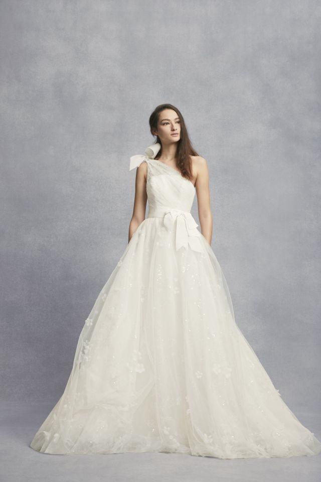 Vera Wang Brautkleid  Hochzeitskleid Bilder Perfektes