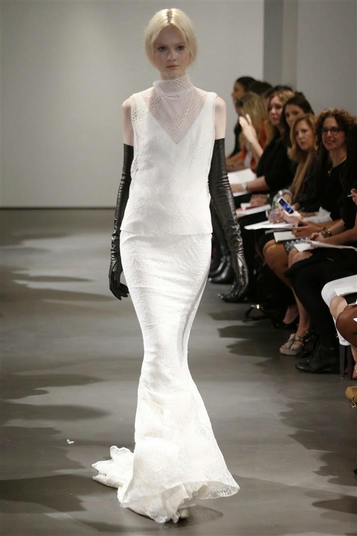 Vera Wang Hochzeitskleid Kollektion 2014 Vera Wang