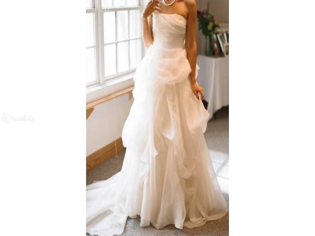 Vera Wang Hochzeitskleid Modell Isabella Grösse 36 In