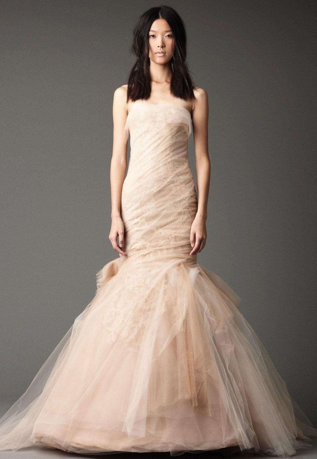 Vera Wang Hochzeitskleid Preis  Abendkleider  Elegante