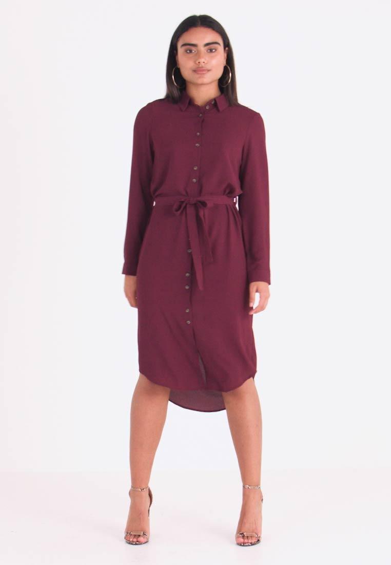 Vero Moda Petite Vmsasha Dress  Blusenkleid  Port Royale