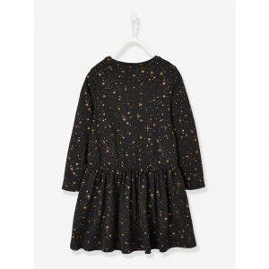 Vertbaudet Kleid Für Mädchen Bedruckt Online Kaufen