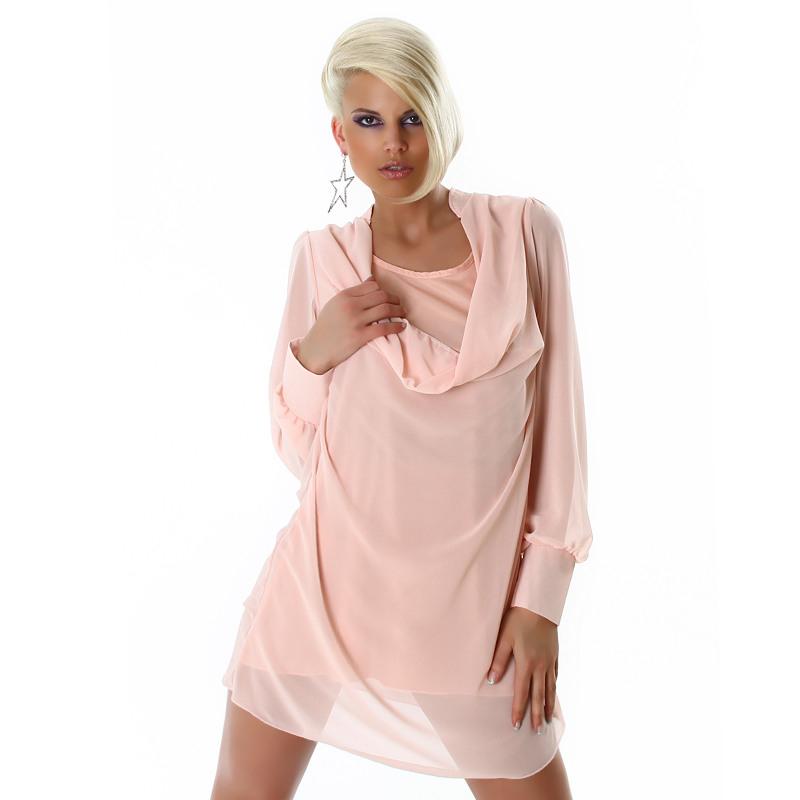 Vicy24De  36 S Sexy Elegantes Kleid Sommerkleid