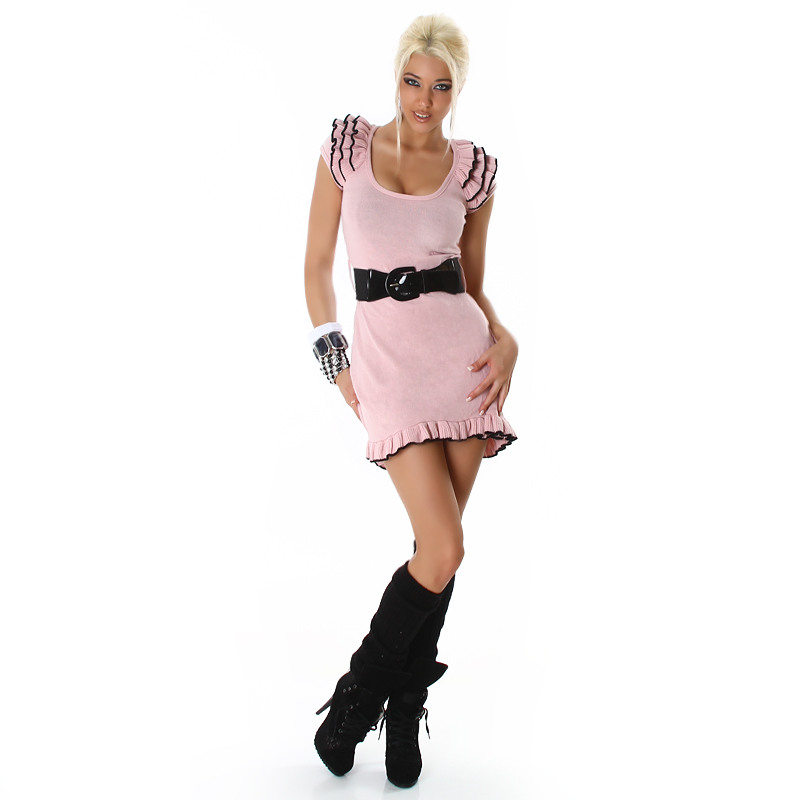 Vicy24De  38 M Sexy Elegantes Kleid Sommerkleid