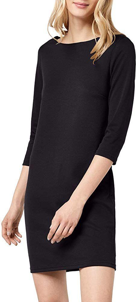 Vila Clothes Damen Vitinny New Dress Kleid Bekleidung
