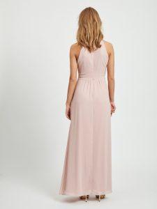 Vila Maxikleid Wedding Kollektion Rosa  Die Pampi