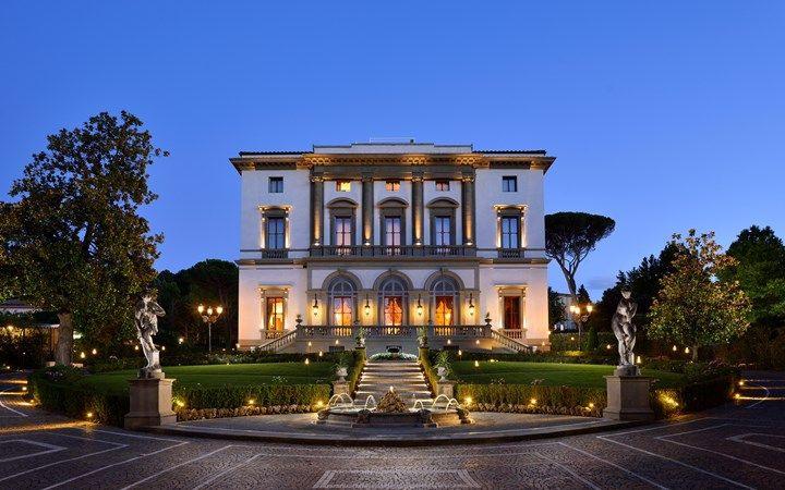 Villa Cora Florenz Italien Luxury Travel Hotels