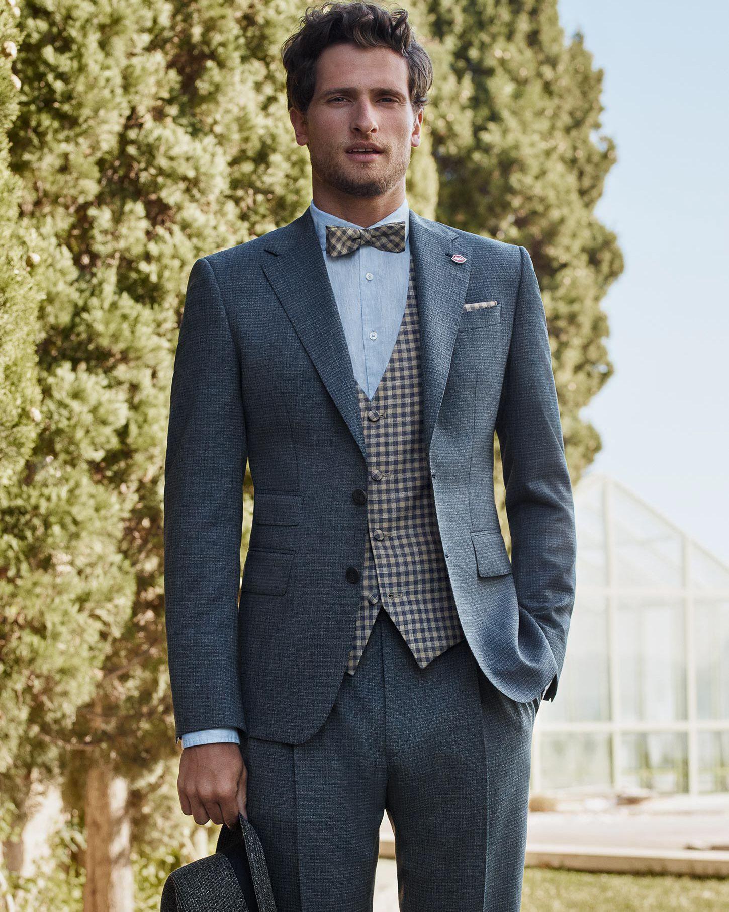 Vintage Anzug Für Den Bräutigam  Digel  Digel Anzug