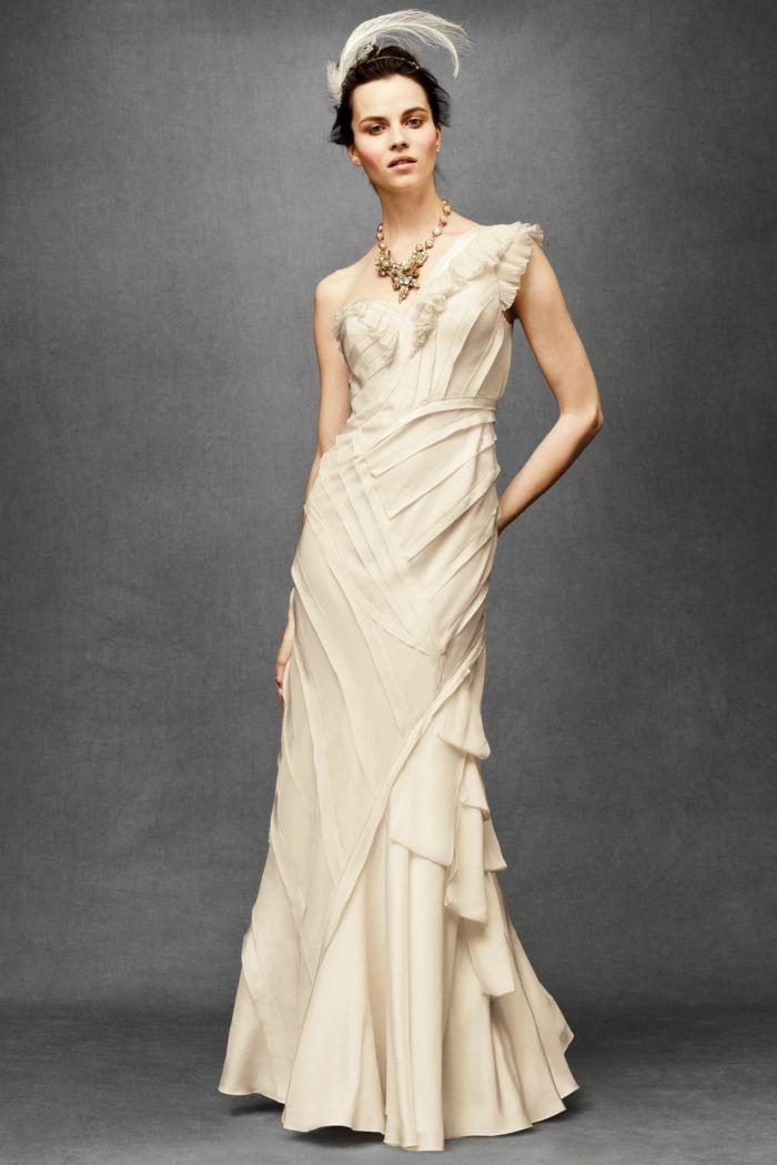 Vintage Brautkleider Für Ihren Ganz Speziellen Tag Im