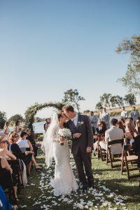 Vintage Hochzeit Im Garten  Hochzeitsinspiration Für Den
