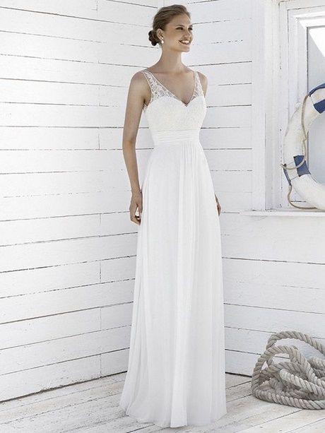 Vintage Kleid Hochzeit  Brautmode Strand Hochzeit Kleid