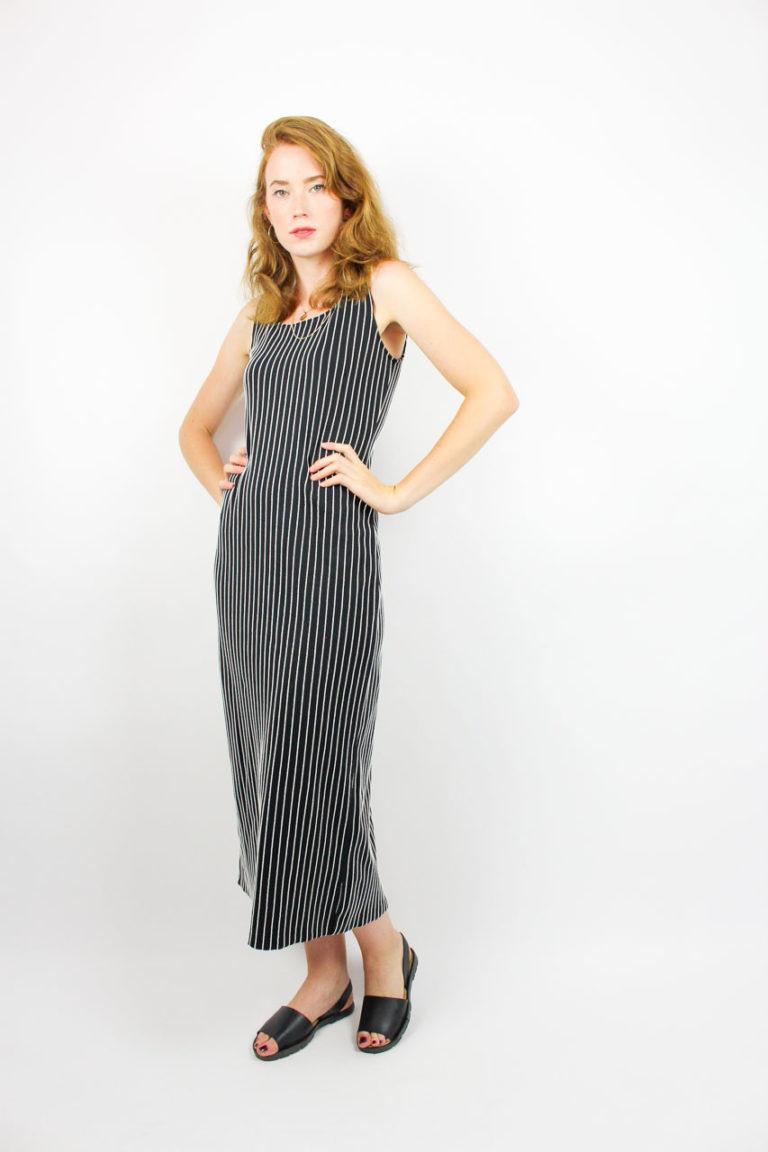 """Vintage Kleid Va Bene """"Hanna""""  Oma Klara"""
