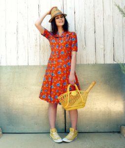 Vintage Kleider 32 Interessante Fotos  Archzine