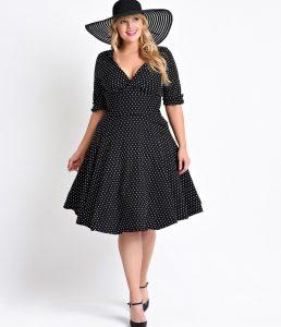 Vintage Kleider Große Größe  Trends 2019  Abendkleid