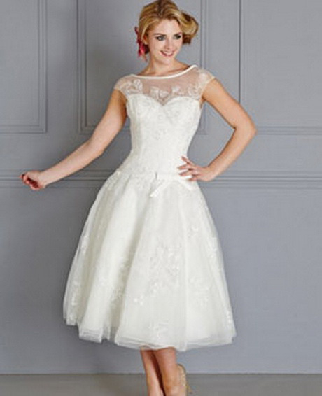 Vintage Kleider Hochzeit