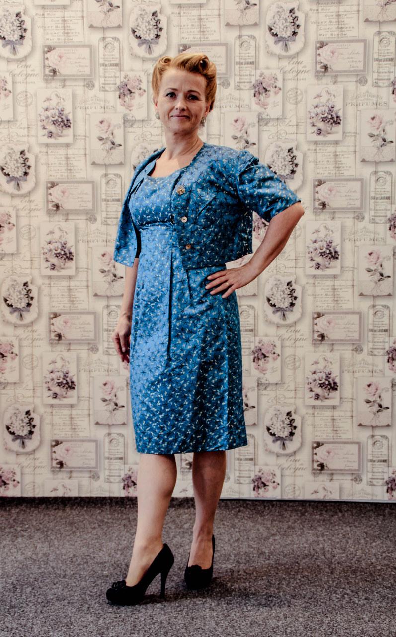 Vintage Kleider I Original 50Er Jahre - Mode Atelier Klennes