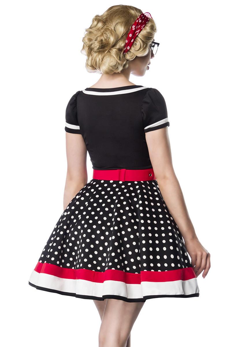 Vintage Petticoat Kleid Mit Punkten  Cocktail/Festlich
