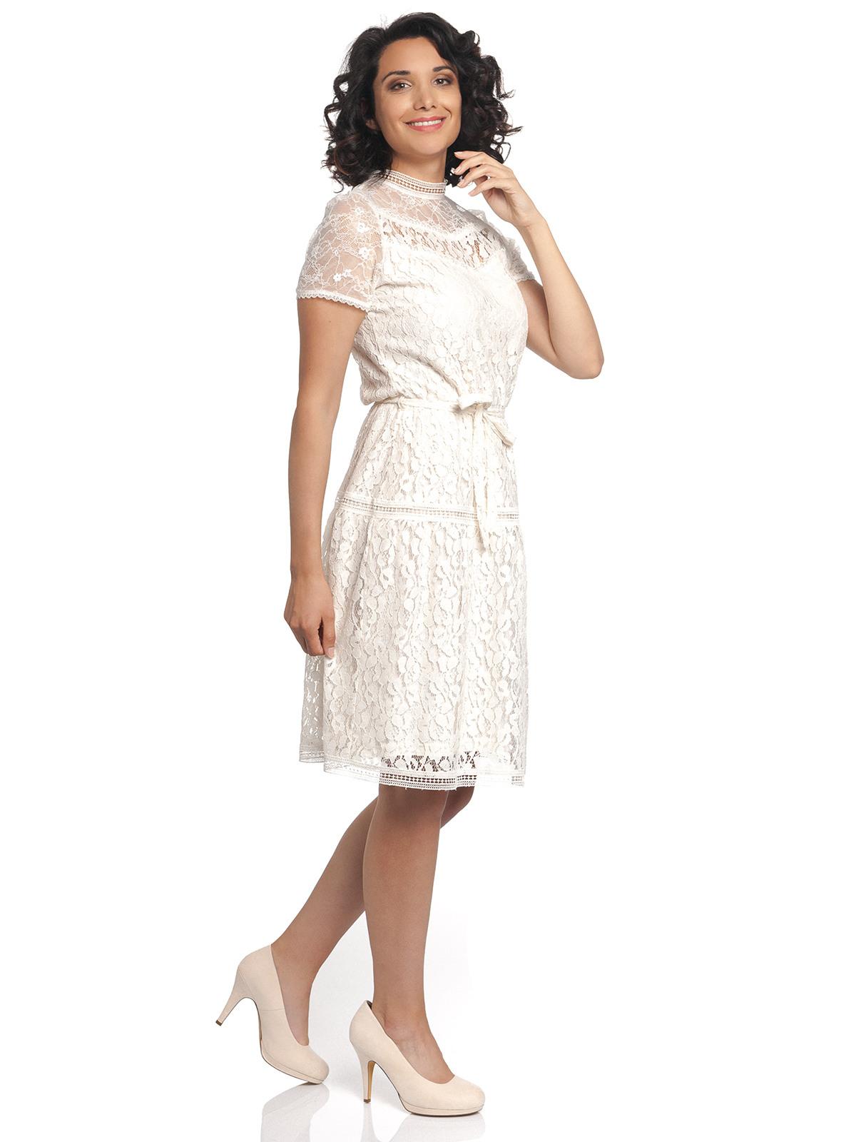 Vive Maria Dis Oui Dress Cream Bekleidung Kleider