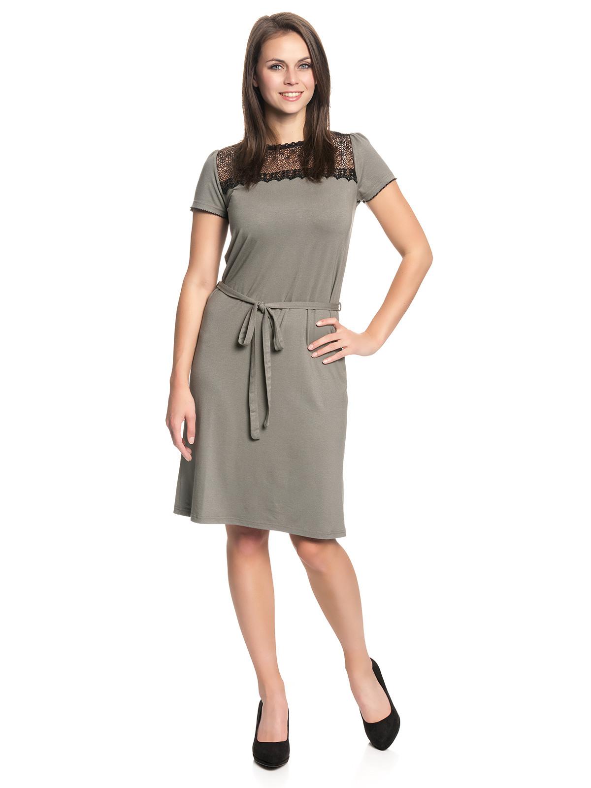 Vive Maria Lovely Lace Dress Damen Kleid Grün Bekleidung