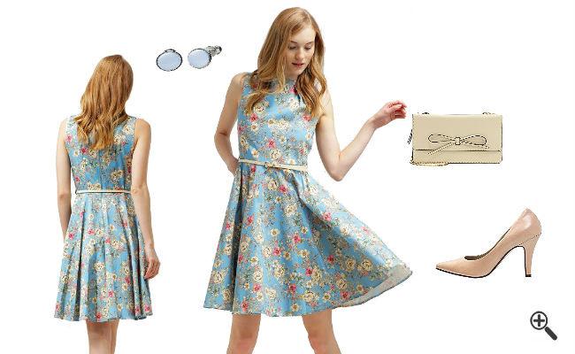 Vorteilhafte Kleider Für Breite Hüften Günstig Online