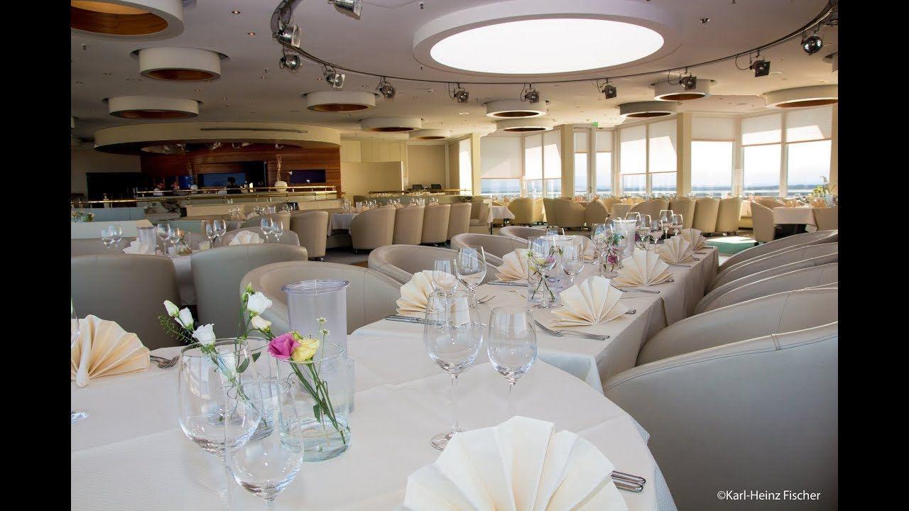 Warnemünde Neptun Hotel Sky Bar Hochzeitslocation Mieten