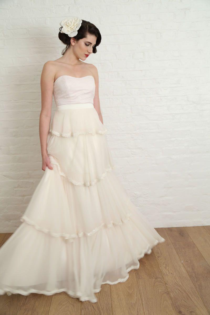 Was Ist Deine Hochzeitsstilära  Kleid Hochzeit