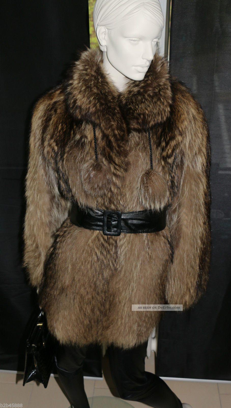 Waschbär Jacke Finn Raccoon Procione Mapache Laveur