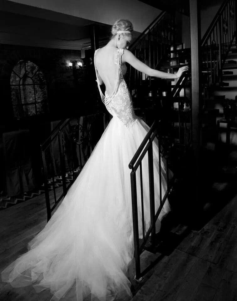 Wedding Dress  Kleid Hochzeit Meerjungfrauenkleid