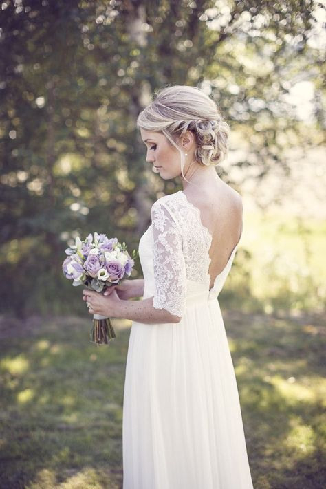 Wedding Dress Lace Vintage Dress Vintage Wedding