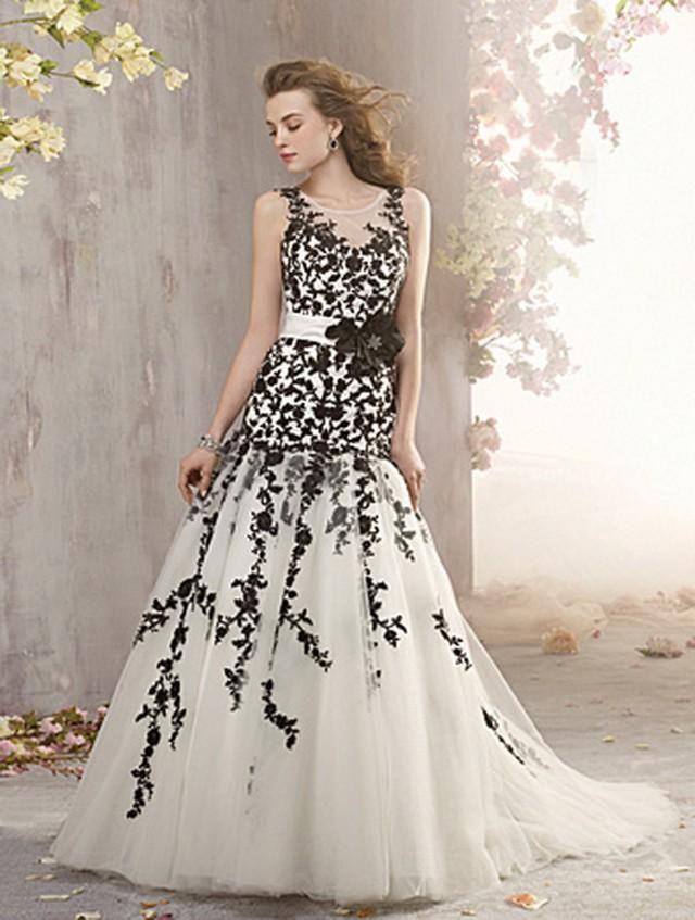 Wedding Dress  Schwarzes Kleid Zur Hochzeit Kleid